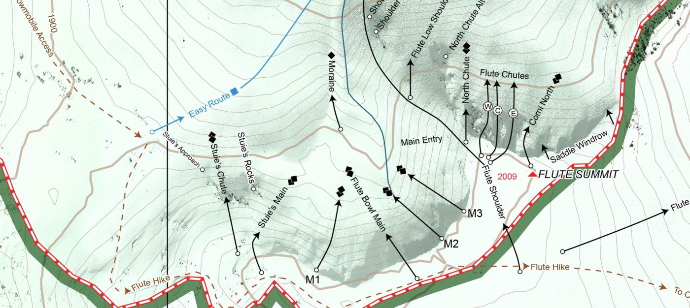 Whistler Map v3.0