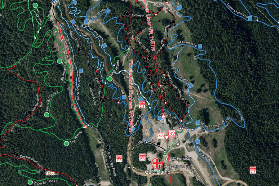Whistler Mountain Bike Park (NEW)